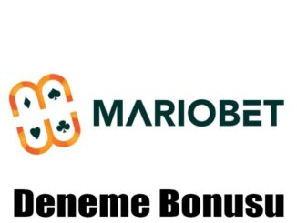 Mariobet Deneme Bonusu