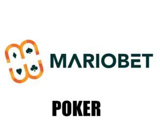 mariobet poker