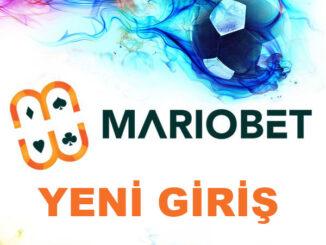 Mariobet Yeni Giriş