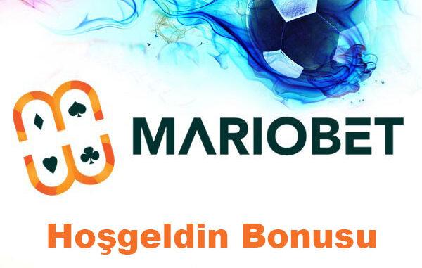 Mariobet Hoşgeldin Bonusu