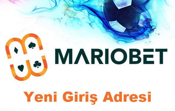Mariobet Yeni Giriş Adresi